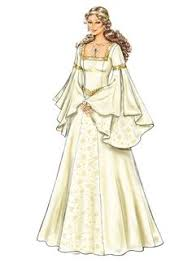 Medieval Dress Patterns Enchanting Easy Medieval Dress Patterns Midevil Stuff Pinterest Medieval