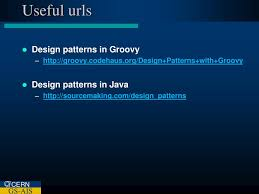 Mapreduce Design Patterns Source Code Ppt Design Patterns In Groovy Powerpoint Presentation Id