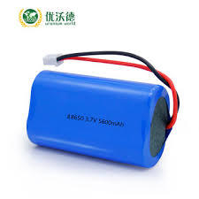China <b>Rechargeable lithium ion battery</b> pack 18650 3.7v <b>5600mAh</b> ...