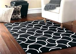 black and white area rug 5x7 black area rugs round white area rugs medium images of