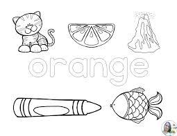 Orange Coloring Pages Color Orange Coloring Pages Annoying Orange