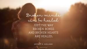 Heal Broken Heart Quotes Adorable Daily Quote Healing Mormon Channel