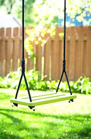 tree swing for s wooden swings rope australia how to make a rustic and wood seat