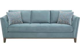 sofa bed chairs. Cindy Crawford Home Park Boulevard Ocean Sleeper Sofa Bed Chairs 2