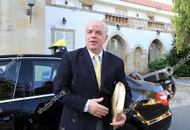 Cypriot Lawyer Polys Polyviou Enters Presidential Palace Editorial Stock  Photo - Stock Image   Shutterstock