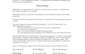 Traditional Resume Examples Mind Mapping A Book Review