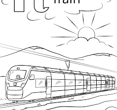 Train Coloring Pages Personal Electric Scooters Are Coming Out In