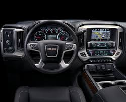 2018 gmc 1500 towing capacity. fine 1500 photo showing available color touch radio in the 2018 gmc sierra 1500  denali premium light for gmc towing capacity d