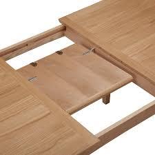 ... Buy John Lewis Alba 4-6 Seater Extending Dining table Online at  johnlewis.com ...