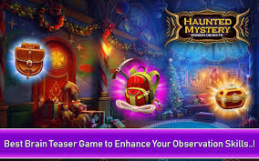 Hidden object games (hog) are sometimes called hidden pictures, and they are part of a genre of puzzle video games in which you have to find items and now let's see what are the best premium paid hidden object game versions available on the market. Download Hidden Object Games 200 Levels Haunted Mystery On Pc Mac With Appkiwi Apk Downloader