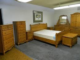 Oak Bedroom Furniture Set Solid Oak Bedroom Sets