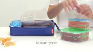 Decor Lunch Boxes Decor Realseal Lunch Break lunch box system YouTube 18
