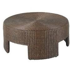 marvellous round wicker coffee table with storage freepsychic org
