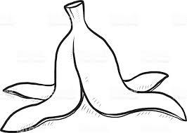 banana clipart black and white. pin banana clipart skin #9 black and white c