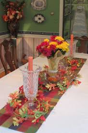 Small Picture Decorating the House for Fall with easy to make Silk Flower