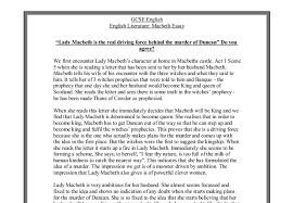 lady macbeth is the real driving force behind the murder of duncan  document image preview