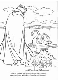 Unsurpassed The Swan Princess Coloring Pages Inspirational Disney S
