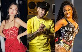 BLACKPINK and Megan Thee Stallion to ...