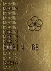 Robbinsdale High School - Robin Yearbook (Robbinsdale, MN), Class of 1968,  Cover