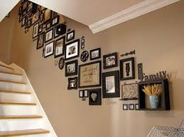 Stairs Wall Decoration Ideas Decorate Stairway Wall Top 25 Staircase Wall Decorating Ideas