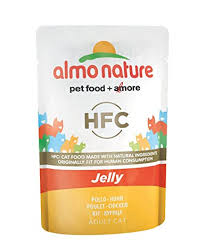 <b>Almo Nature Cat</b> Pouch <b>Classic</b> in Jelly (Chicken, 24 x 55g ...