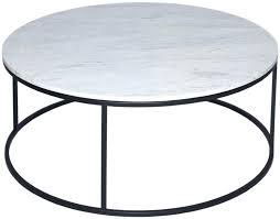round white marble coffee table white marble coffee table round with black base white round marble