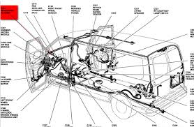 van directional turn signal dong dong Door Lock Wiring Diagram 2001 Ford E250 Van Ford F800 Wiring Schematic