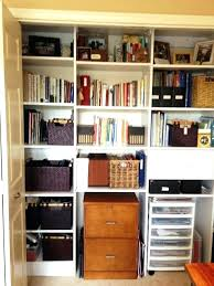 office in closet ideas. Beautiful Office Office In A Closet Ideas Home Storage Binder Purpose  And Drawers Supply Intended