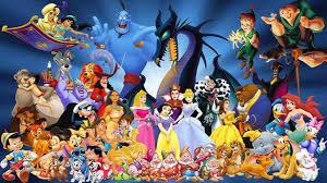 Học tiếng Anh trẻ em lớp 3 qua các bộ phim hoạt hình cổ tích Disney