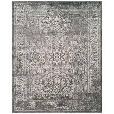 evoke grey ivory 10 ft x 14 ft area rug