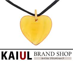 baccarat crystal heart necklace choker yellow pendant accessories a rank