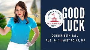 NEWS   Conner Beth Ball set to play in... - Ole Miss Women's Golf   Facebook