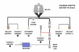 hid wiring diagram with relay standard relay diagram \u2022 wiring hid relay harness autozone at Hid Kit Wiring Harness