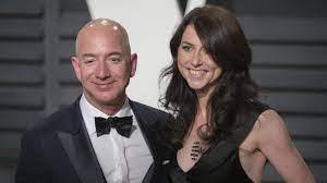 Scheidung von Jeff Bezos: MacKenzie ...