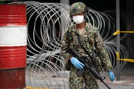 Kuala lumpur, malaysia (ap) — malaysia's prime minister says a total coronavirus lockdown will be imposed in the country, with all business and economic activities to be halted for two weeks to… Malaysia Pm Extends Coronavirus Travel Restrictions Voice Of America English