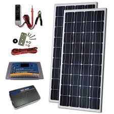 sunforce 170 watt solar kit