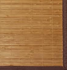 natural bamboo rug area ideas