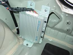 2010 2013 kia soul car audio profile the factory amp located in the right rear side panel crutchfield research photo