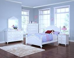 Winsome Ideas Girls White Bedroom Furniture Sets Lovable For Twin ...