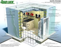 Safe Room Construction   Insulated Concrete FormsSafe Room Construction Details