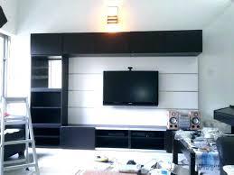 ikea black furniture. Brilliant Ikea Besta Ikea Tv Cabinet Floating Stand Black Furniture With Wooden  And Selves Also For Ikea Black Furniture V