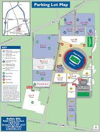Ralph Wilson Stadium Seating Chart View Stadium Maps Buffalo Bills Ralph Wilson Stadium 1 Bills