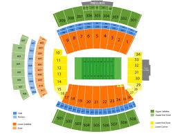Beautiful Williams Brice Stadium Seating Chart