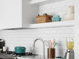 Small white kitchens Traditional Hgtvcom Smallspace Kitchen Remodel Hgtv