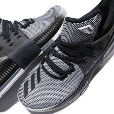 adidas basketball shoes damian lillard. adidas dame 3 j damian lillard black white kids boys basketball shoes cg4228 h
