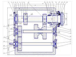 Курсовая работа по дисциплине Механика управляемых машин на тему  чертеж Курсовая работа по дисциплине