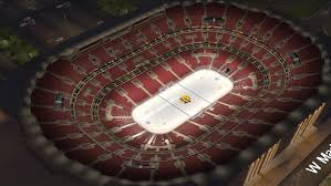 Wells Fargo Arena Virtual Seating Chart Chicago Blackhawks Virtual Venue By Iomedia