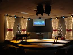 Beauty Pageant Stage Design Christmas Stage Set Ideas Some Christmas Gifts Around