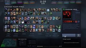 new dota 2 hero select patch 7 00 youtube