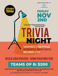 2018 Trivia Night Boys Girls Clubs Of St Charles County